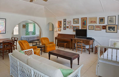 Providence Point Cottage  Apartment