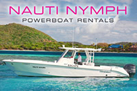 Nauti Nymph Power Boat Rentals