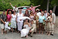 Wedding Transfers by Air Force 1 Fun Tours