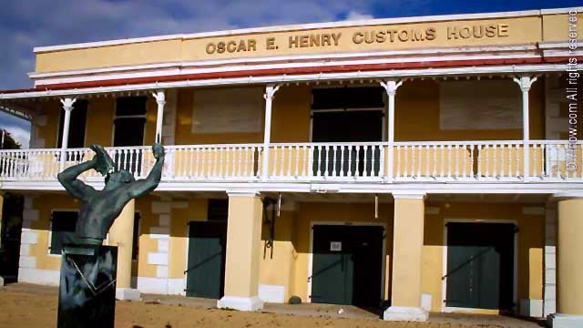 Historical Buildings of Frederiksted