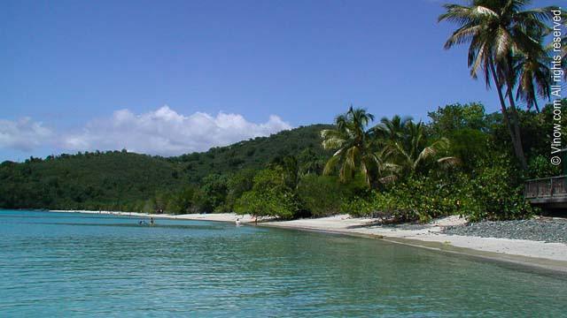 Maho Bay St John Beaches Virgin
