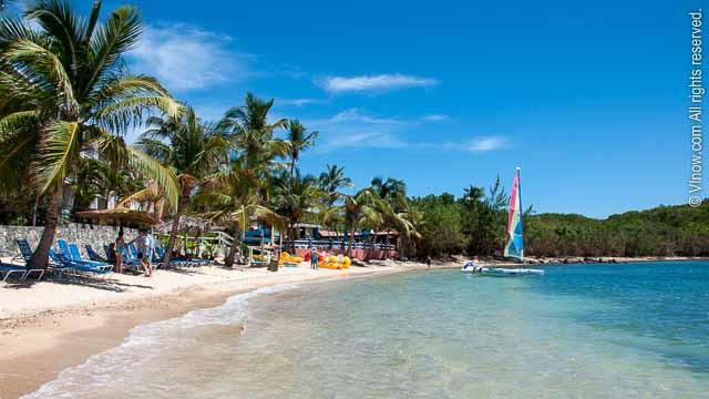 Bolongo Bay St Thomas Beaches Virgin Islands