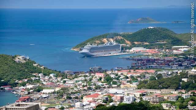 Attractions on St. Thomas, Virgin Islands - Virgin Islands