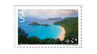 Trunk Bay Stamp