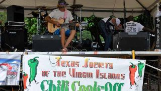 Texas Society Chili Cook Off