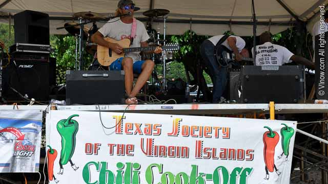 Chili Cook-Off Music
