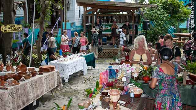 Arts Alive Vendors