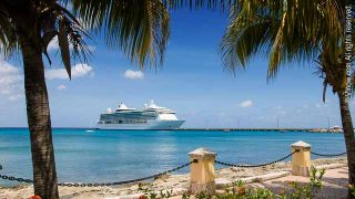 St. Croix Cruise Ship