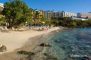Marriott's Frenchman's Cove in St. Thomas Reopens