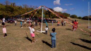 Virgin Islands May Pole