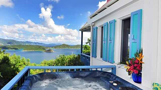 Accommodations on St John Virgin Islands Virgin Islands