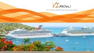Virgin Islands Cruise Ship Schedule