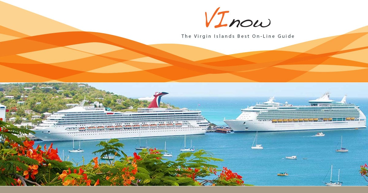 Virgin Islands Cruise Ship Schedule