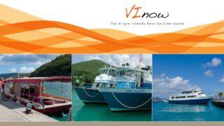 Virgin Islands Ferry Schedule
