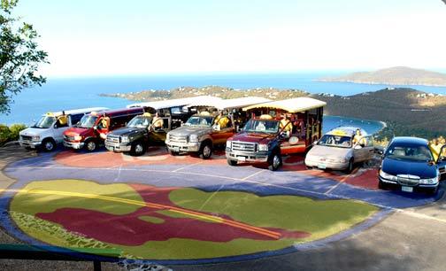 Car Ferry Service St Thomas To St John