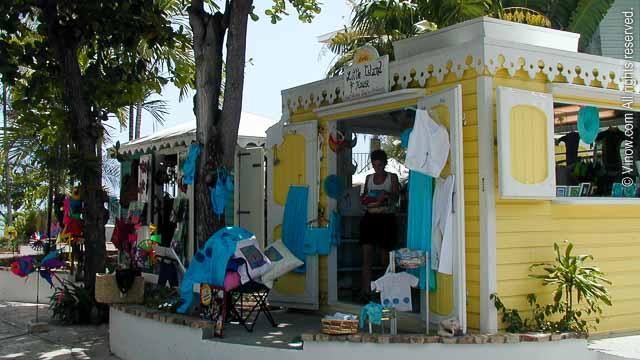 St. Croix Shopping