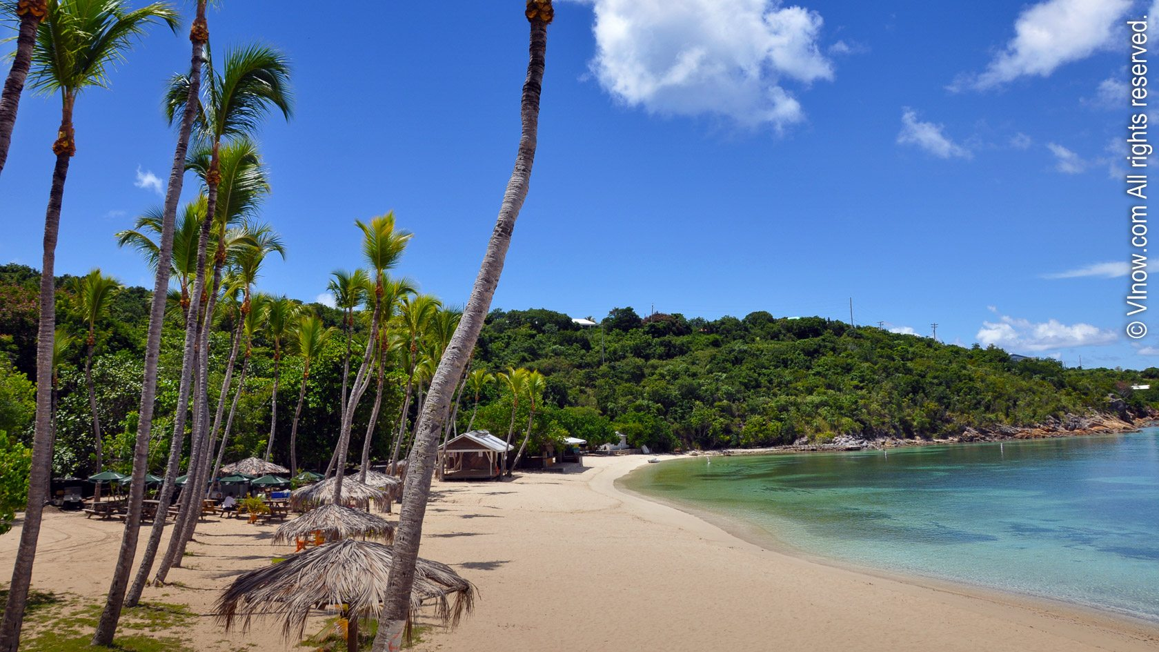 Honeymoon, Water Island