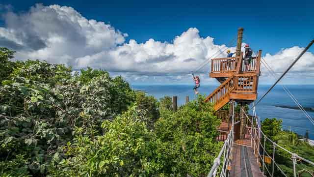 Virgin Islands Zipline