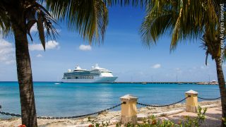 Cruise Ship, St. Croix