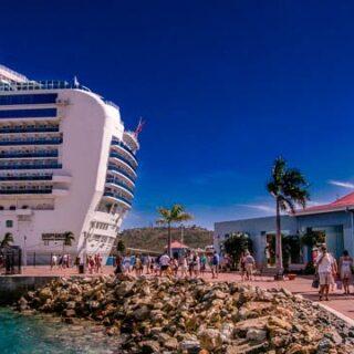 Cruise Ship Dock Info