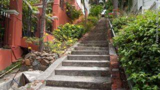 99 Steps, St. Thomas