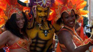 Carnival, St. Thomas
