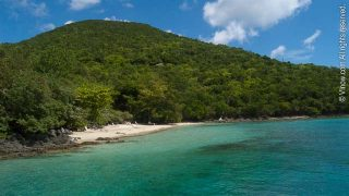 Caneel Bay Trail Beach, St. John