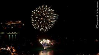 St. Thomas Carnival Fireworks