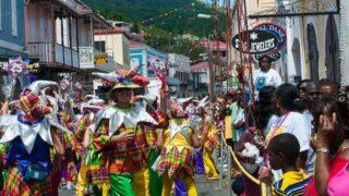 St. Thomas Carnival Parade