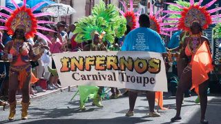 Carnival Parade Troupe