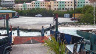 St. Thomas Car Barge Dock