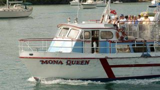 Mona Queen Ferry, St. John