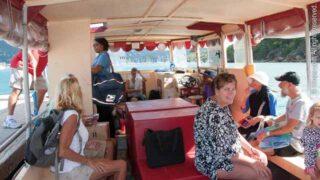 Water Island Ferry Boat