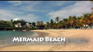 Video Mermaid Beach St. Croix, Virgin Islands