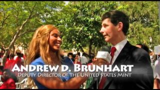 U.S. Virgin Islands Quarter Release Ceremony