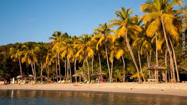Honeymoon Beach, Water Island
