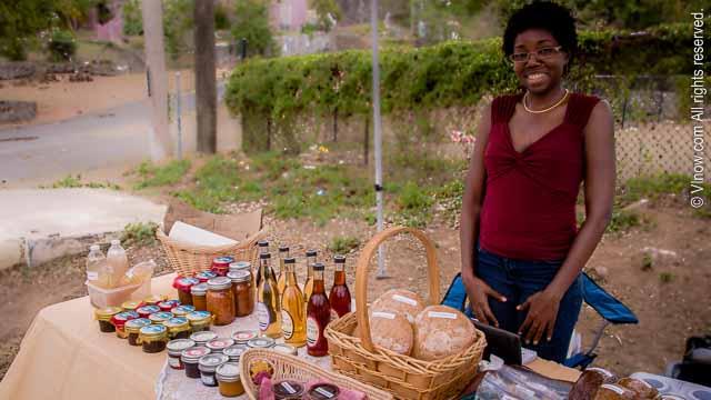 Food Stand Virgin Island