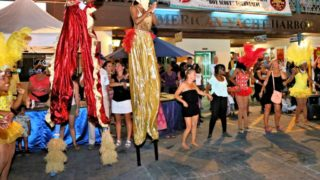 MarlinFest's Caribbean Night Show