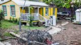 Cruz Bay, St. John Hurricane Irma