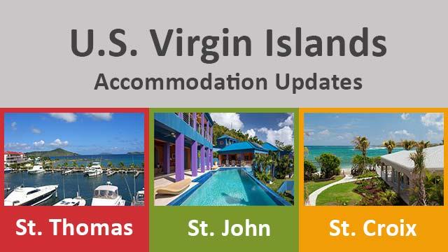 U.S. Virgin Islands Hotel Property Updates