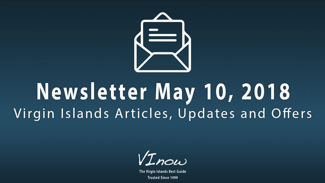 May in the USVI – Lots of Great Events