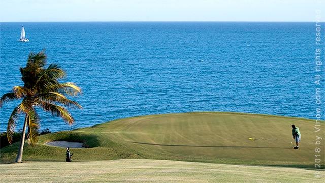 Buccaneer Golf Course, St. Croix