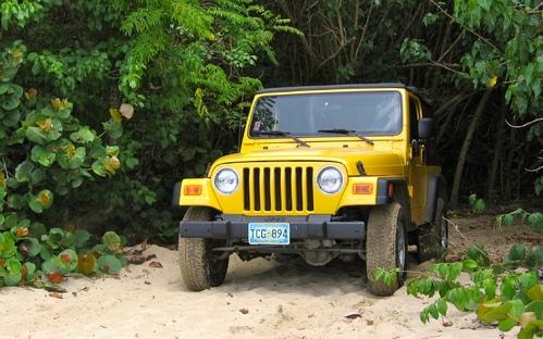Jeep Rental / Car Rental