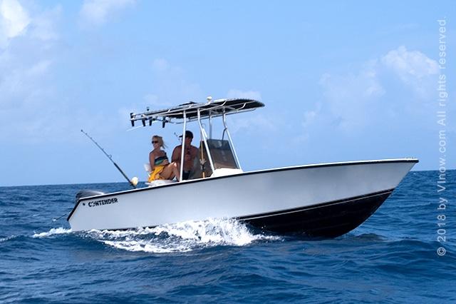 Fishing St. Croix