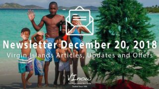 December 2018 Virgin Islands Newsletter