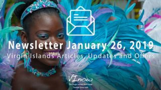 January 2019 Virgin Islands Newsletter