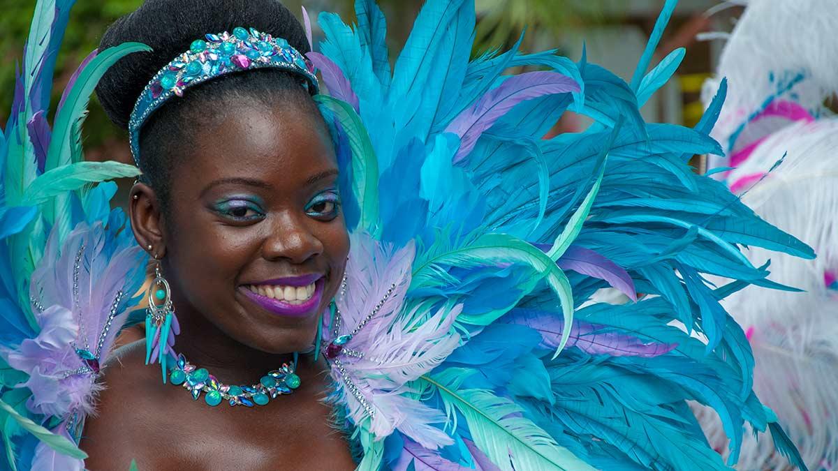 St. John Festival Dancer