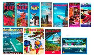 2020 Virgin Islands travel books