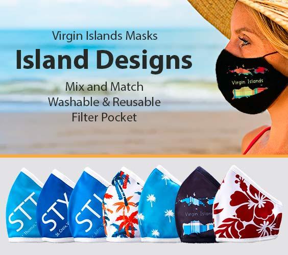 Virgin Islands Masks