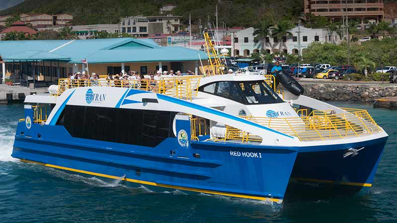 Virgin Islands Ferry